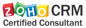 We are one of ONLY two Zoho CRM Certified Consultants in Australia!  Located in Melbourne and Bendigo.